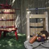 Pressoir à jus, vin, cidre